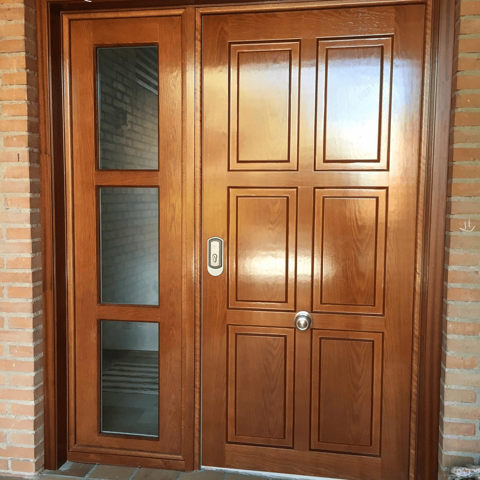puertas blindadas baratas a medida en madrid puertas