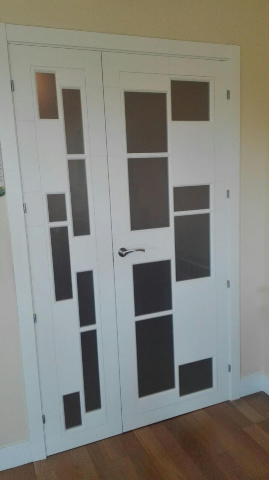Puertas interior baratas puertas de madera baratas with for Puertas correderas baratas