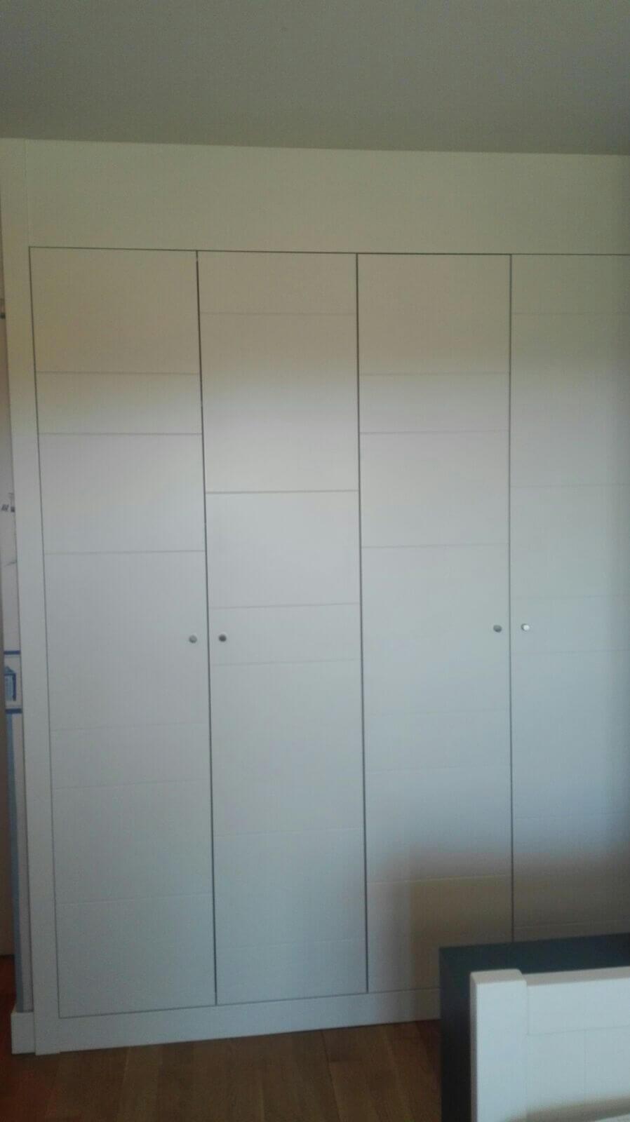Fabricaci n y instalaci n de armarios a medida en madrid - Armarios empotrados madrid ...