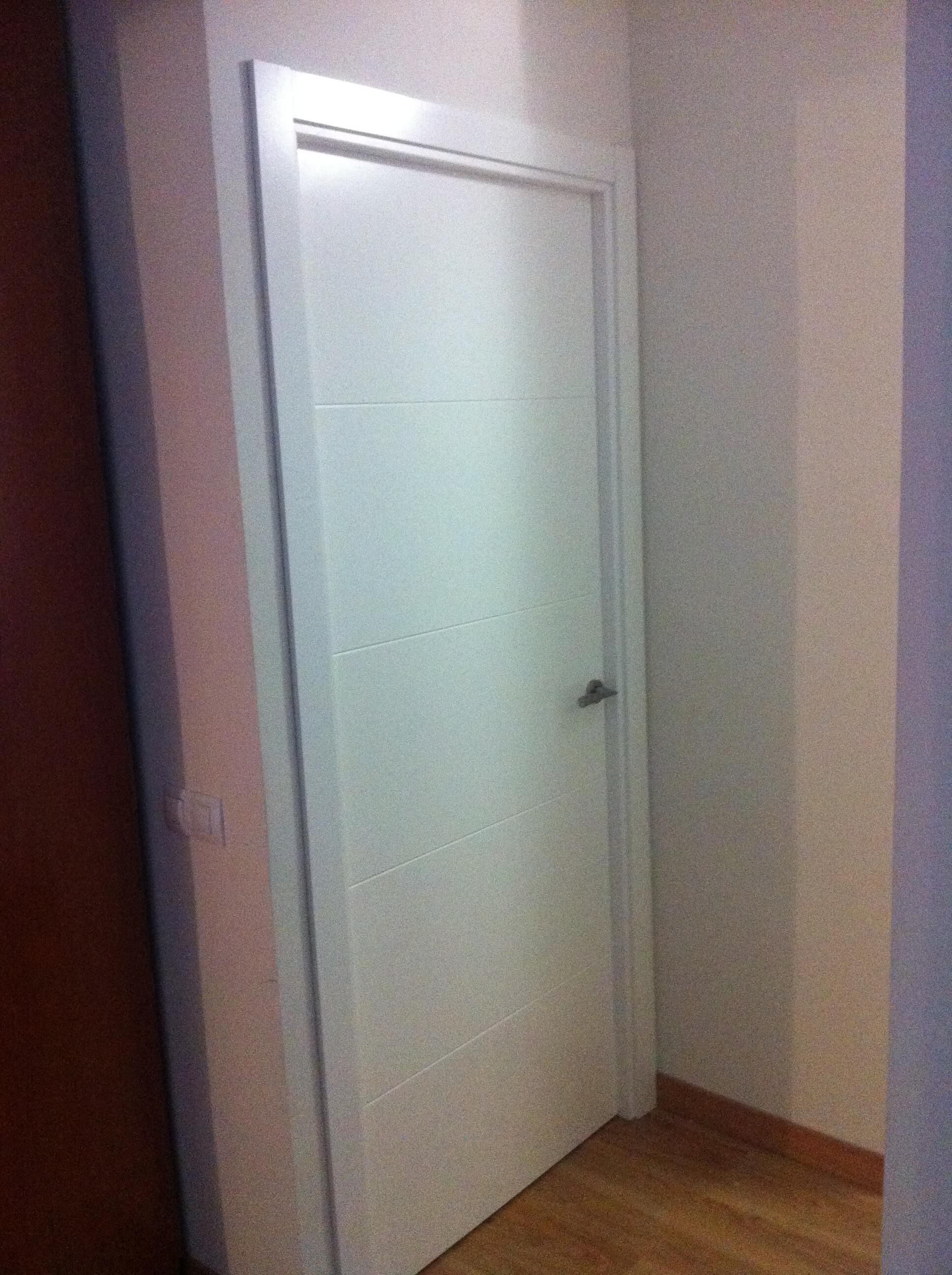 Puertas de paso baratas awesome puertas de interior for Puertas de paso segunda mano